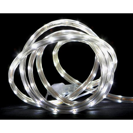 30 Pure White Led Indoor Outdoor Christmas Linear Tape Lighting
