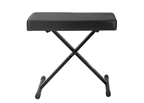 Knox Adjustable X Style Keyboard Bench by Knox