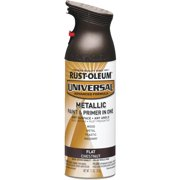 Rust-Oleum Universal All-Surface Metallic Spray Paint & Primer In One