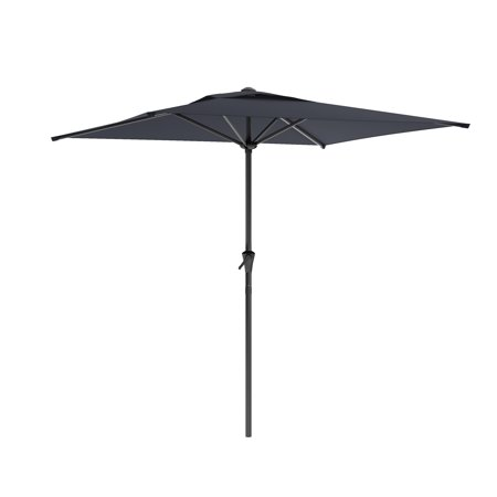 CorLiving Square Tilting Patio Umbrella ()