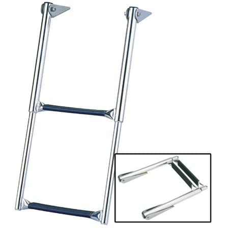 Garelick Eez-In 3-1961561 Over Platform Telescoping Ladder, - Windline Over Platform Telescoping Drop