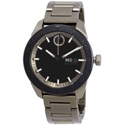 Movado Men's Bold Large Dialed Analog Quartz 44mm Watch 3600213