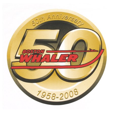 Boston Whaler 50th Anniversary Short Sleeve