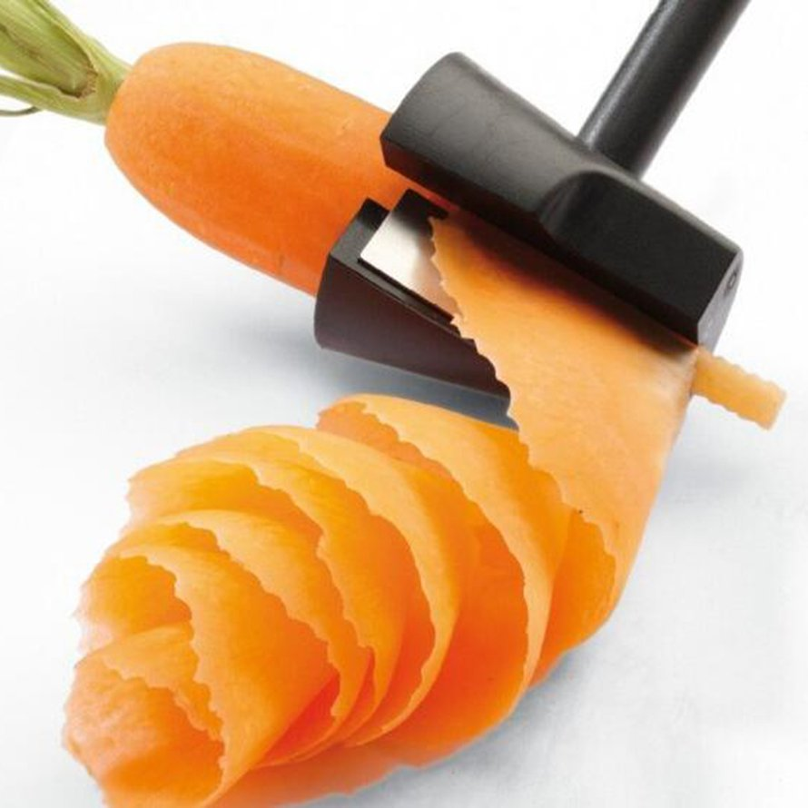 Carrot Vegetable Peeler Slicer Fruit Cutter Kitchen Tools Gadget With Handle