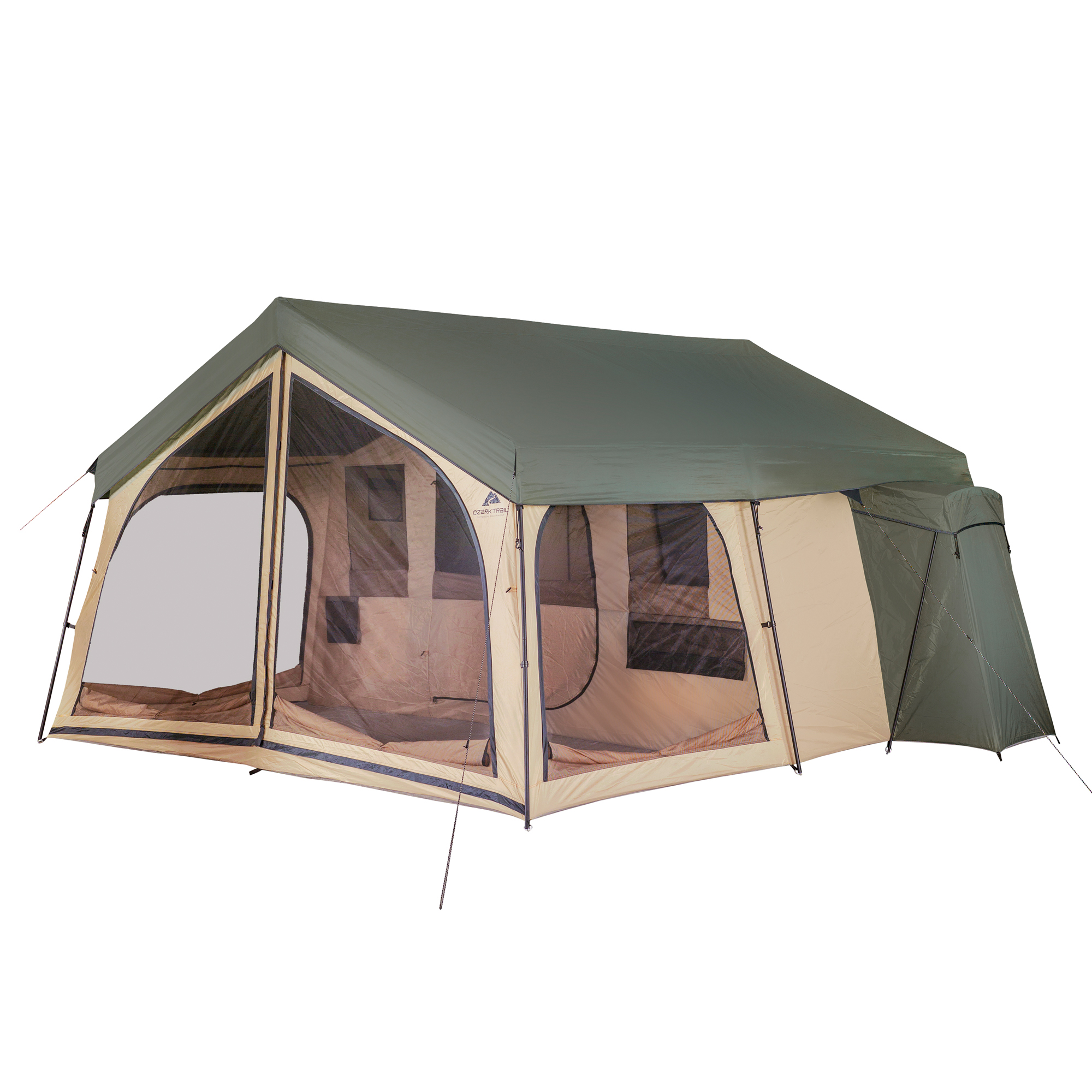 Ozark Trail 14 Person Spring Lodge Cabin Camping Tent by HKD GLOBAL LIMITED