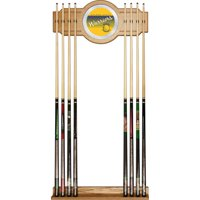 Golden State Warriors Hardwood Classics NBA Cue Rack with Mirror