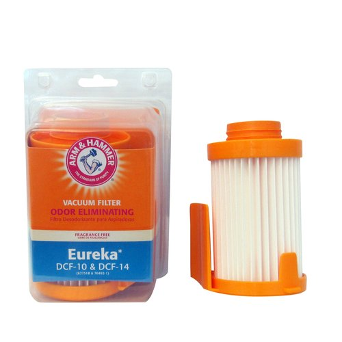 Arm & Hammer Odor Eliminating Vacuum Filter, Eureka DCF 10
