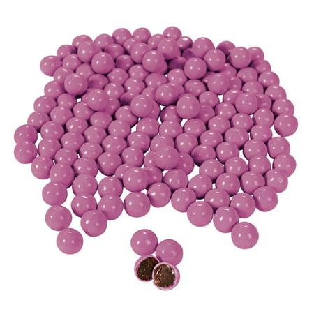 Sixlets® Light Pink Chocolate Candy - Pink Sixlets