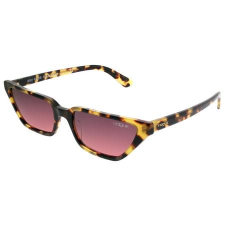 Vogue Eyewear Gigi Hadid For Vogue VO 5235S 260520 Womens  Cat-Eye Sunglasses (Gigi Hadid Vogue)