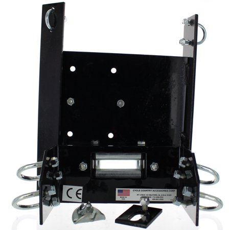 Yamaha New Cycle Country ATV Winch Mount Kit, Grizzly, 20-5120