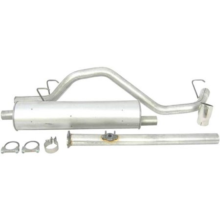 95-04 Toyota Tacoma Exhaust System Replacement Auto Part, Easy to Install