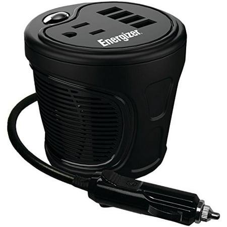 ENERGIZER BMLEN180B ENERGIZER 12-Volt Cup Inverter 180 Watt