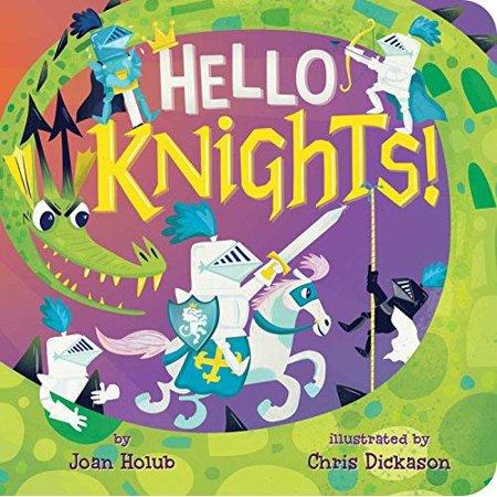 Hello Knights! - image 1 of 1