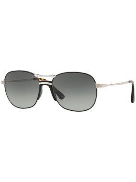 bd6a4556f422 Product Image Authentic Persol Sunglasses PO2449S 1074/71 BlackFrames Gray  Lens 56MM