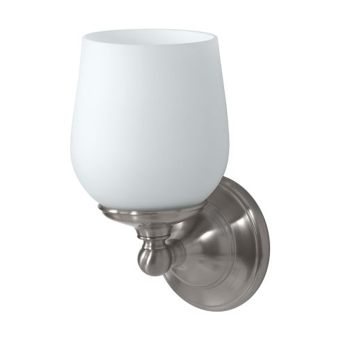 Gatco GC1651 Single Light Bath Sconce from the Oldenburg Series by Gatco