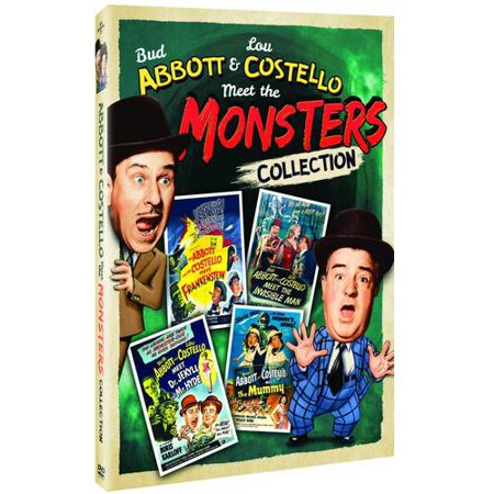 abbott and costello meet the monsters