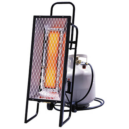 Mr. Heater MH35LP Portable Radiant Propane Heater, 35000 BTU by Propane Heaters