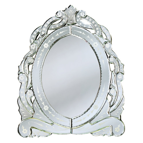 Venetian Gems Juno Venetian Table Mirror