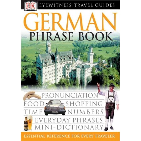 Eyewitness Travel Guides: German Phrase Book](Halloween Phrases In German)