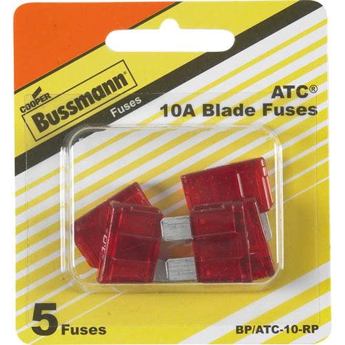 Cooper Bussmann Bp Atc-10-RP Fuse by Cooper Bussmann