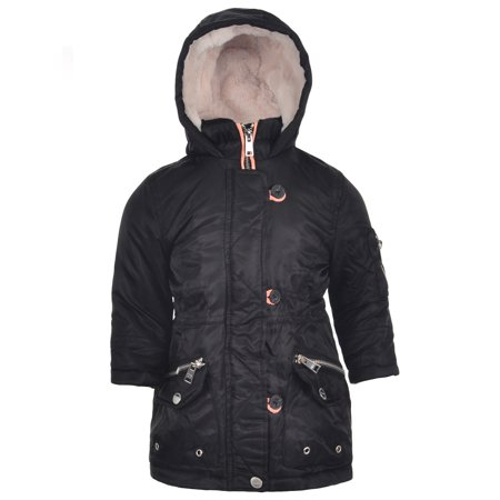 Urban Republic Baby Girls' Hooded Jacket