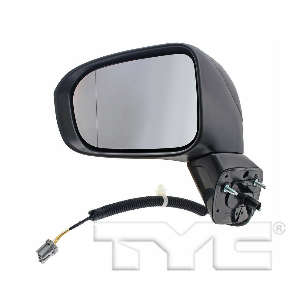 FOR Toyota 2013-2014 Sienna Mirror Power Heated W//Manual Folding Paintable SET