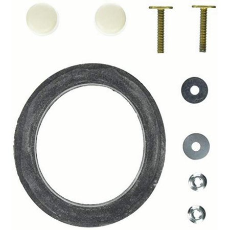- Dometic 385311653 Mounting Hardware and Seal for 300 Series Toilet - Bone