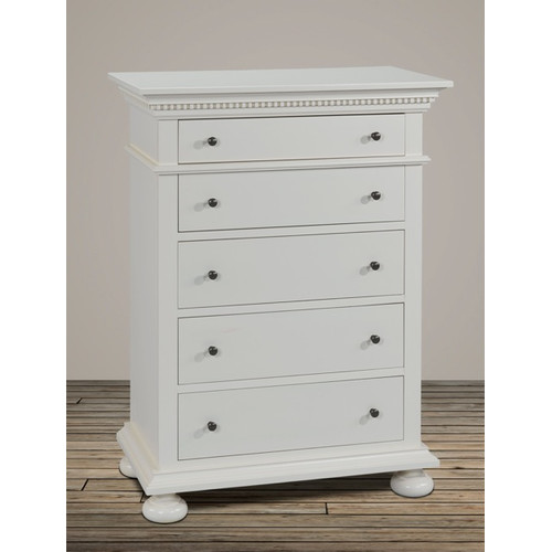 Bebe Furniture Soraya 5 Drawer Chest