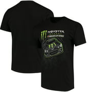 NASCAR Merchandise Monster Energy T-Shirt - Black