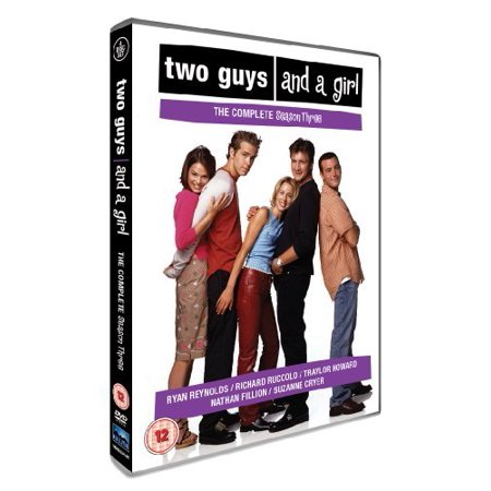 Two Guys and a Girl (Complete Season 3) - 4-DVD Set ( Two Guys, a Girl and a Pizza Place ) ( 2 Guys & a Girl - Complete Season Three ) [ NON-USA FORMAT, PAL, Reg.2 Import - United Kingdom ]](Two Guys And A Girl Psycho Halloween)