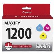 Canon 9232B005 (PGI-1200) Ink, Cyan/Magenta/Yellow -CNM9232B005