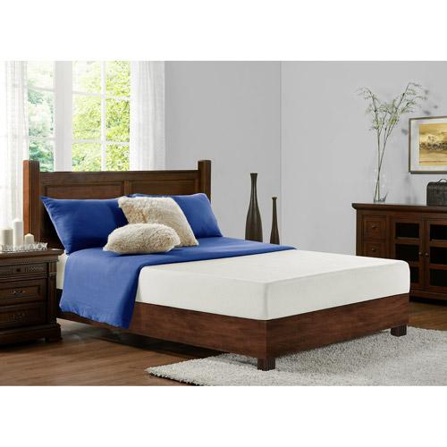 "Signature Sleep 10"" Essence 5-Zone Memory Foam Mattress, Multiple Sizes"