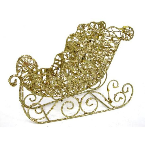 Queens of Christmas Sleigh Container
