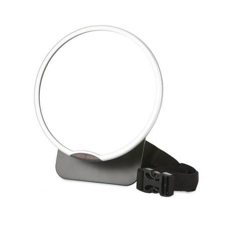 Diana Mirror (Diono Easy-View Back Seat Mirror - Silver )