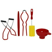Roots & Branches Five-Piece Home Canning Kit VKP1041
