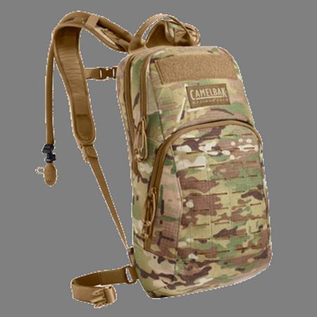 Camelbak Mule - CamelBak M.U.L.E. 62605 100oz/3L Hydration Backpack w/Mil Spec Antidote MultiCam