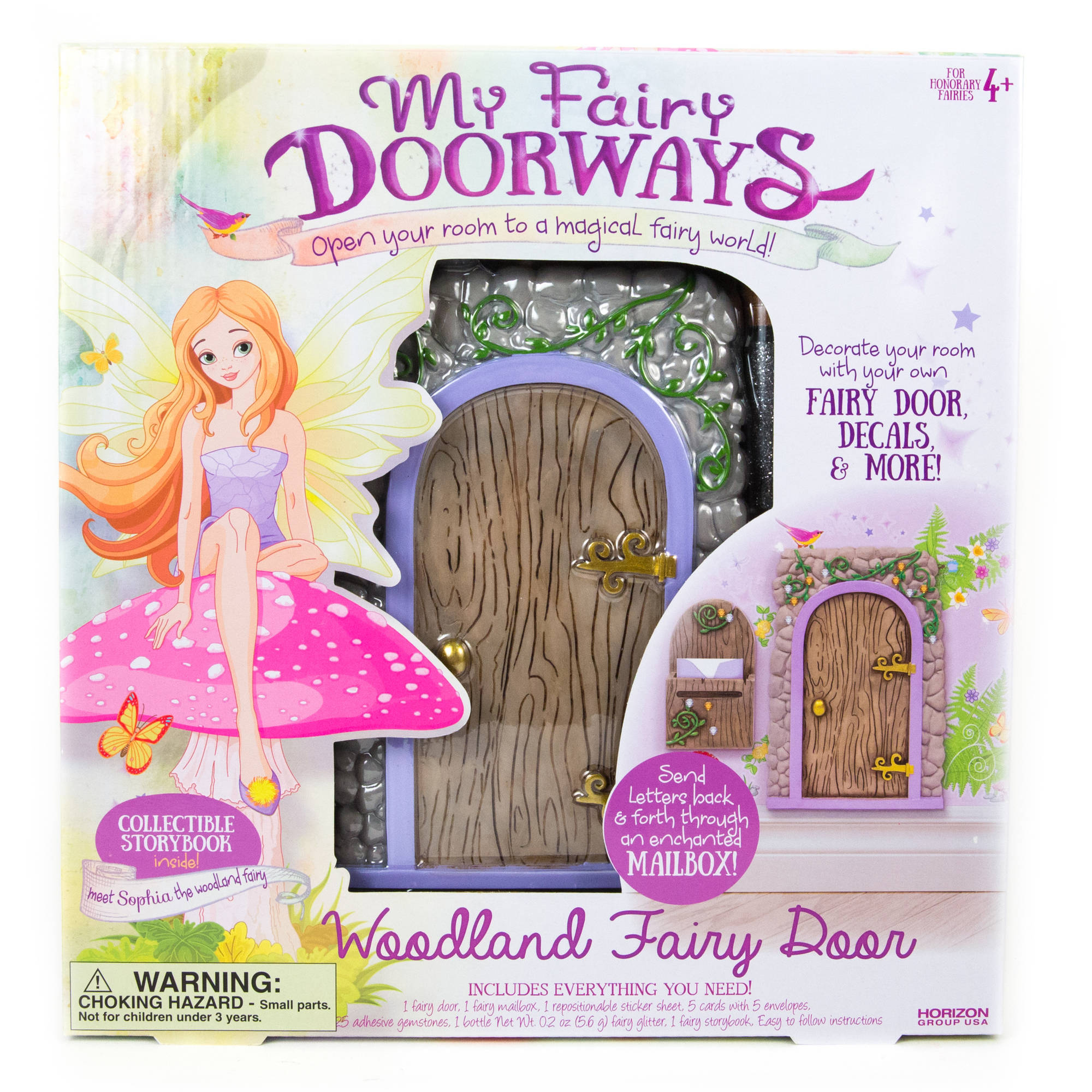 My Fairy Doorways Sophia the Woodland Fairy by Horizon Group USA