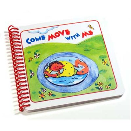 North Country Kids CLWM-104 Come Move with Me (North County Kids)