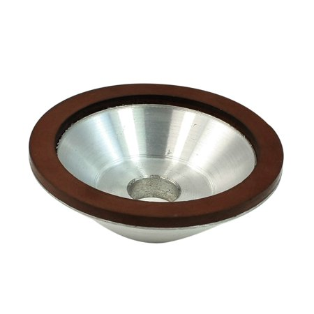 100mm x32 mm 75% Concentration 1200 Grit Resin Bonded Diamond Grinding