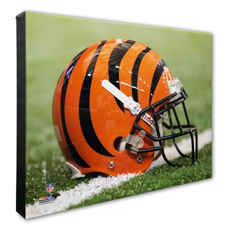 "Cincinnati Bengals 16"" x 20"" Helmet Photo - No Size"