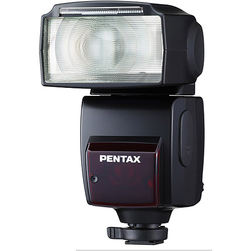 Pentax AF540FGZ Flash for Pentax and Samsung Digital SLR Cameras (Includes Case)