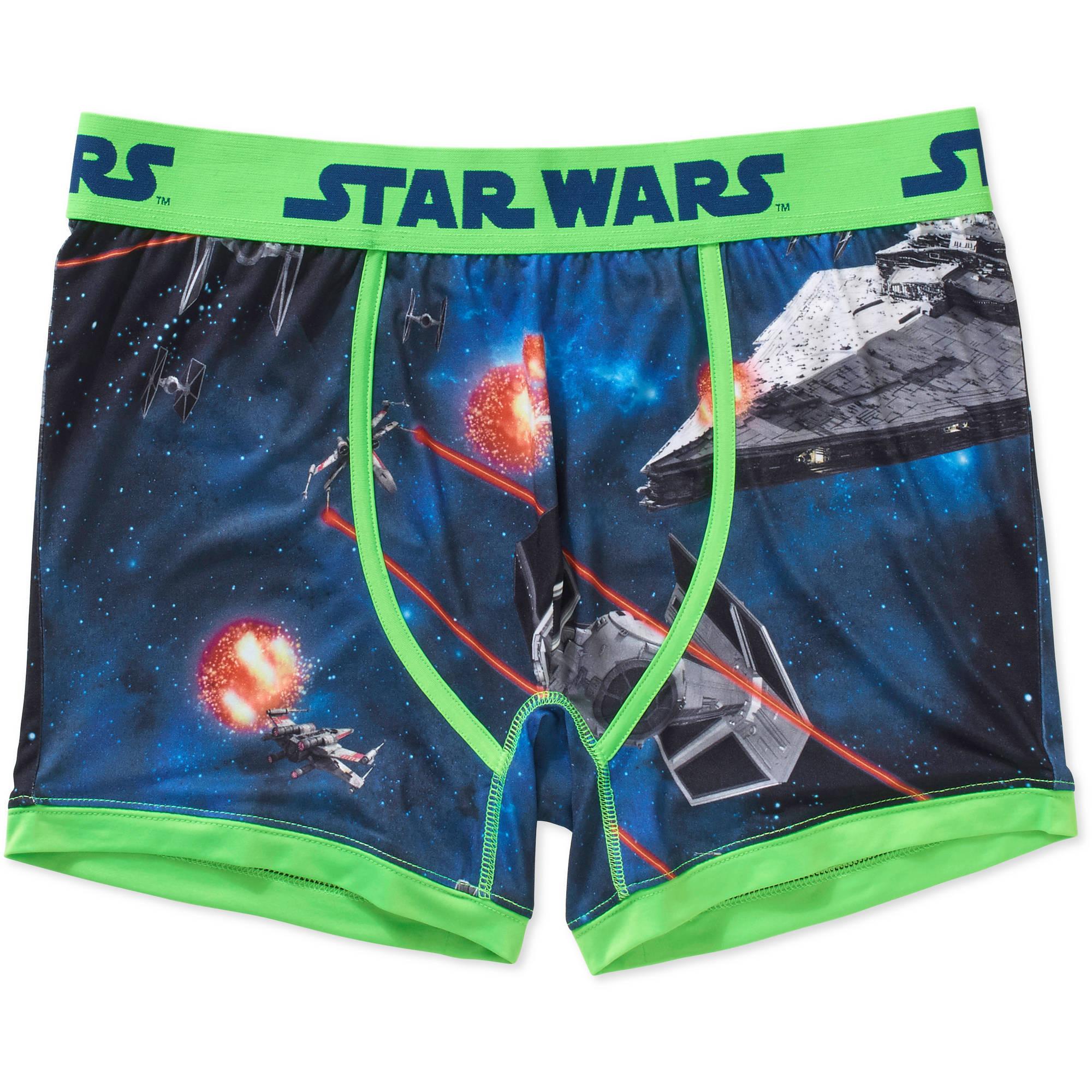 Star Wars Ships Men's Boxer Briefs