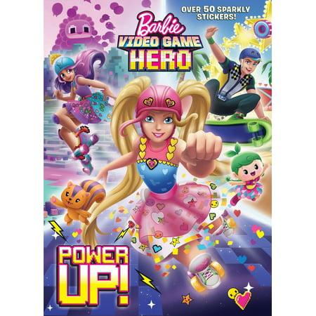 Power Up! (Barbie Video Game Hero)](Babies Games)