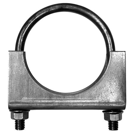 CLAMP - HEAVY DUTY 2 3/4IN, 3/8IN U-BOLT Dynomax U-bolt Clamp