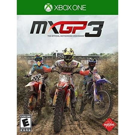 MILESTONE MXGP 3, Square Enix, Xbox One, 662248919744