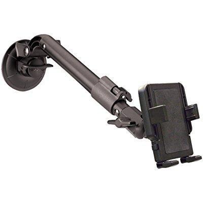 panavise portagrip phone holder with telescoping windshield mount
