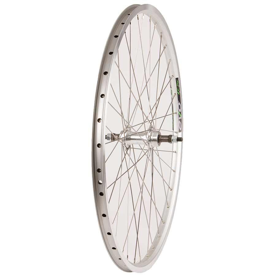 "36H Silver Alloy Single Wall Evo E Tour 20// Silver J Rear 20/"" Wheel Wheel Shop"