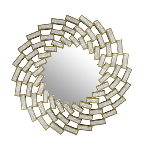 Statements by J Clemence Accent Mirror