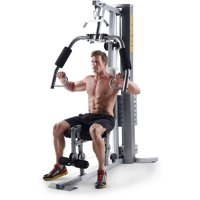 Deals on Golds Gym XRS 50 Home Gym w/High and Low Pulley System
