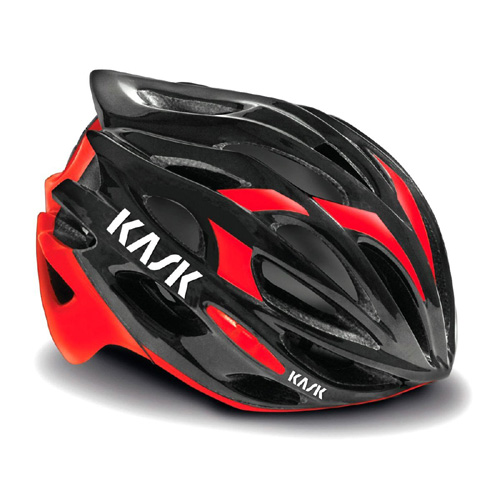 Kask Mojito - Black / Red - Small